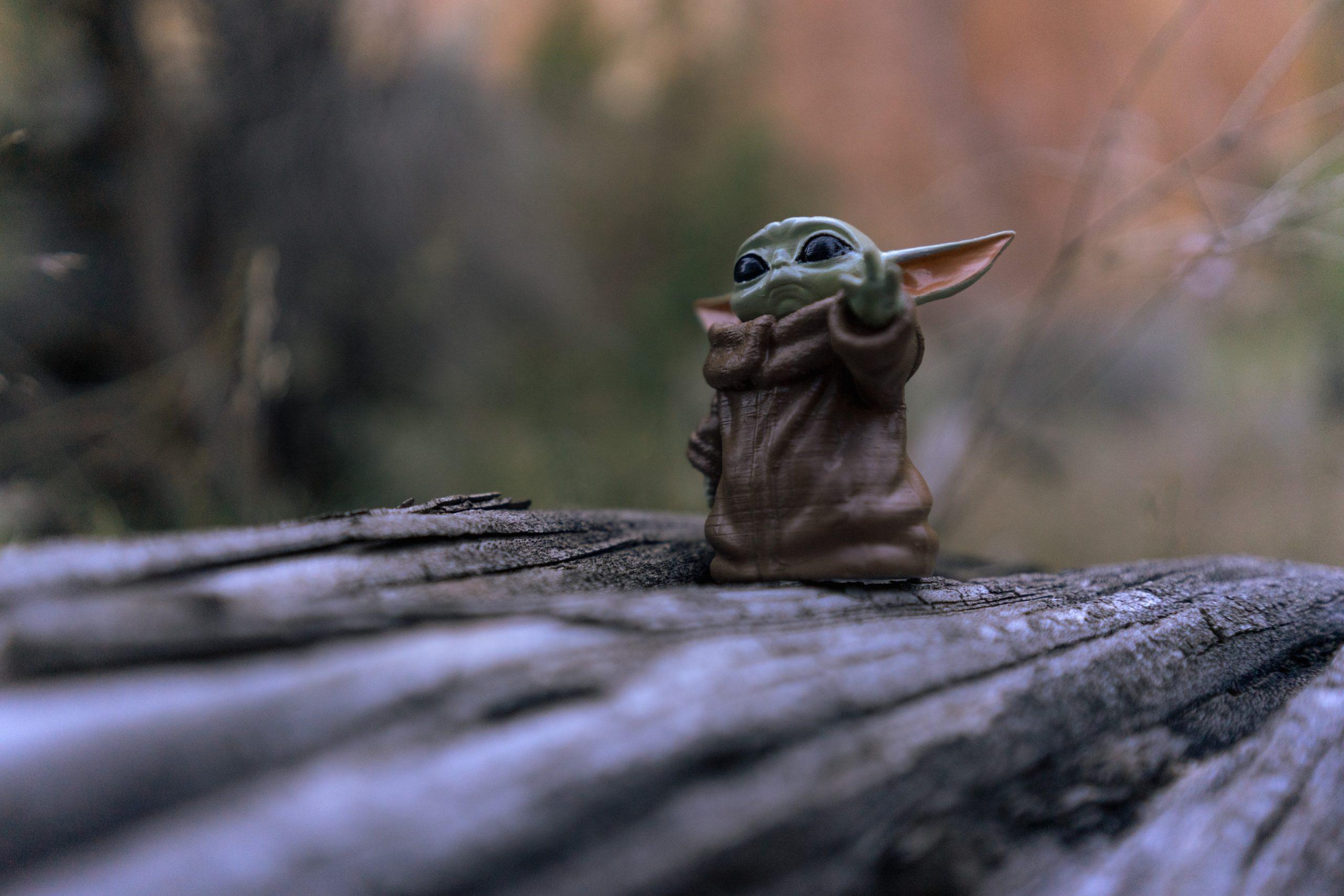 Maître Yoda figurine