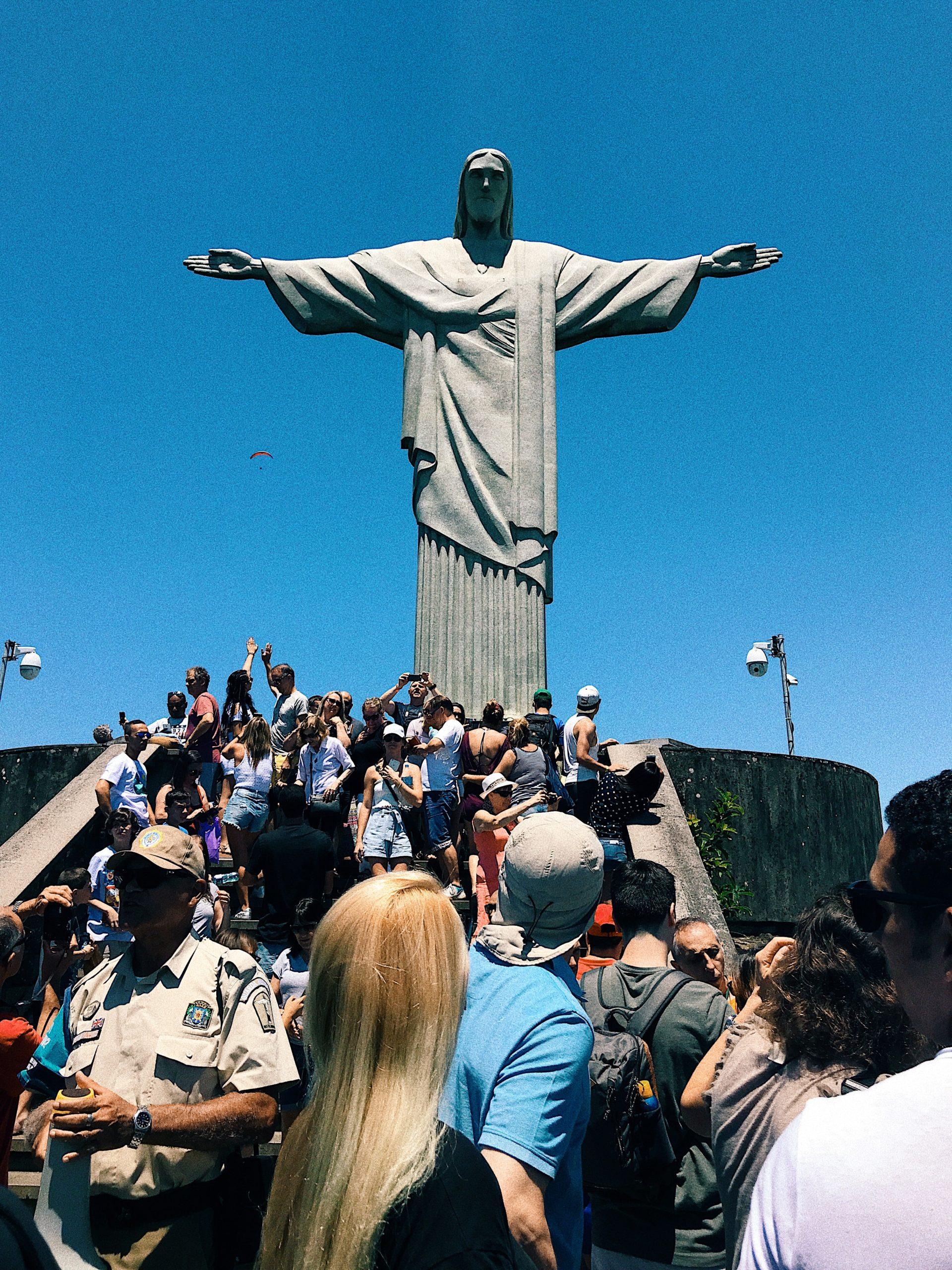 Christ Rédempteur - Rio de Janeiro