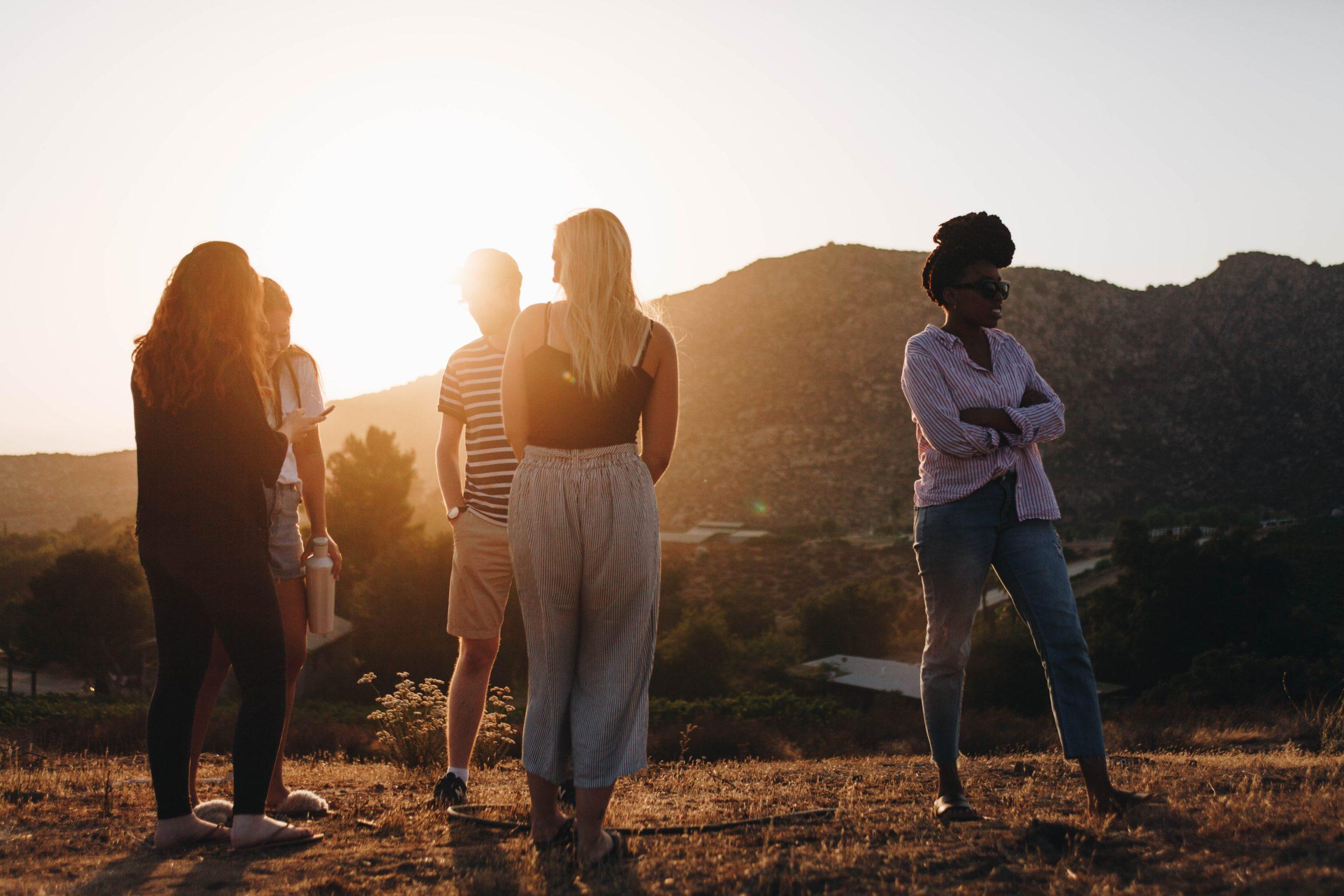 Des amis proches - se faire des amis quand on est introverti