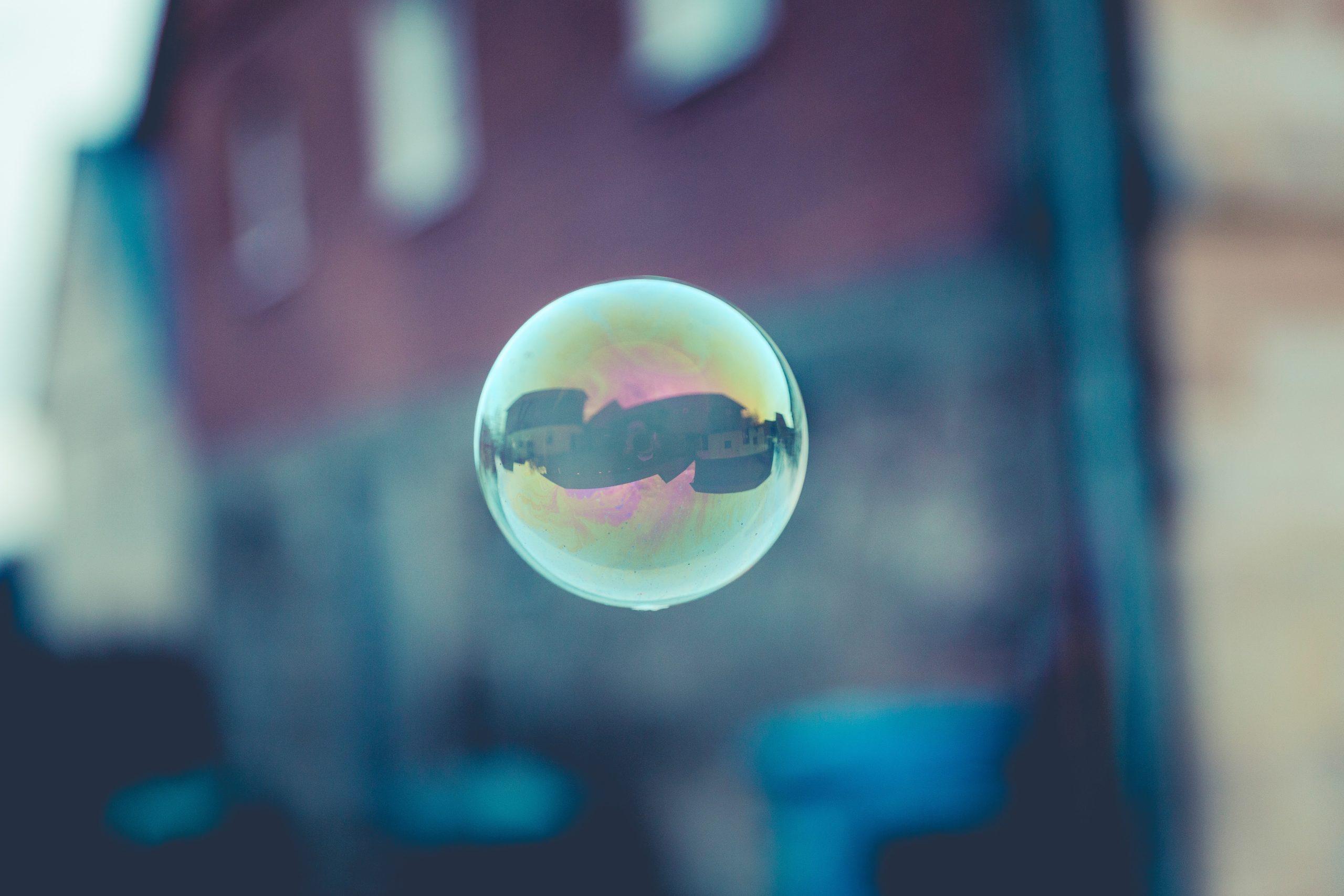 Bulle de savon - La stratégie de la bulle, ou comment se protéger quand on est hypersensible