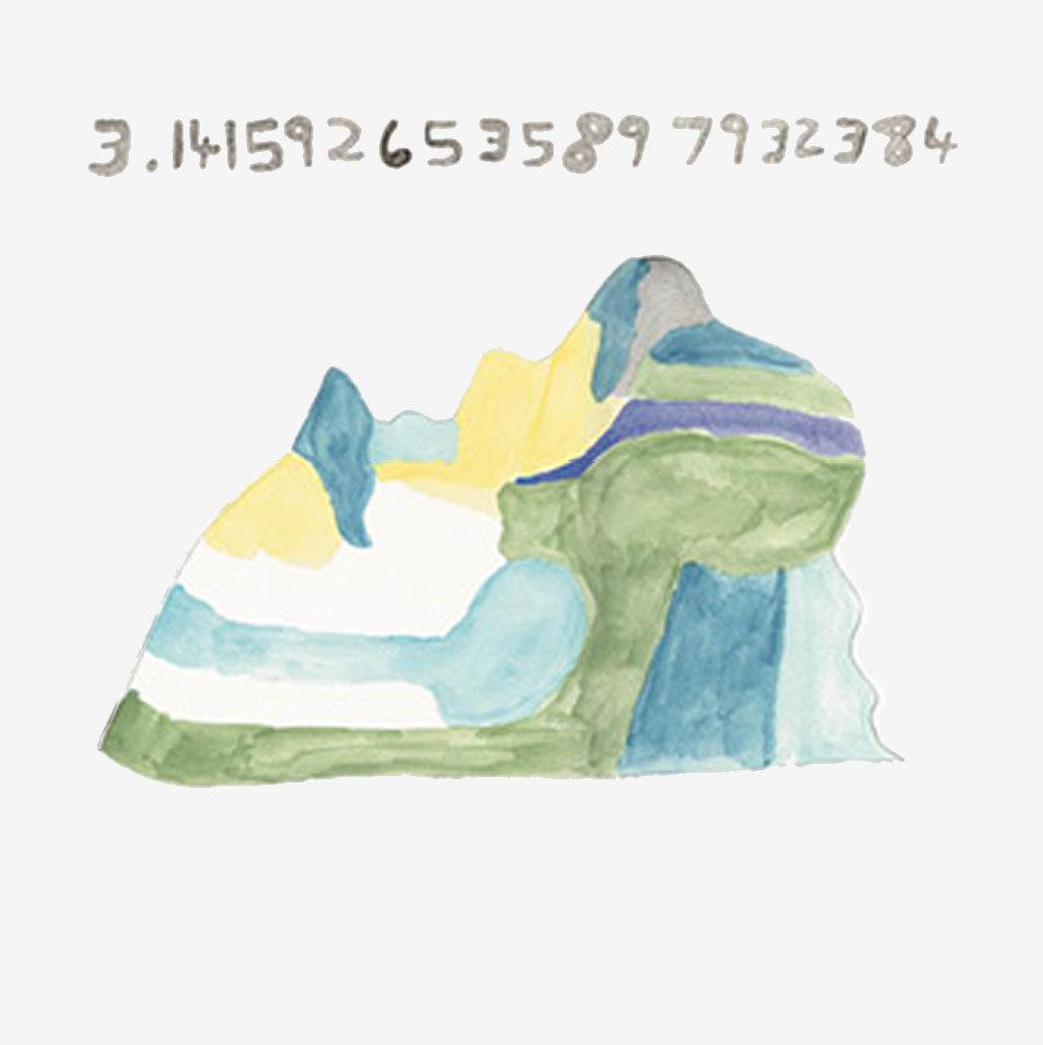 Synesthésie numérique : comment Daniel Tammet se représente les premières décimales de Pi