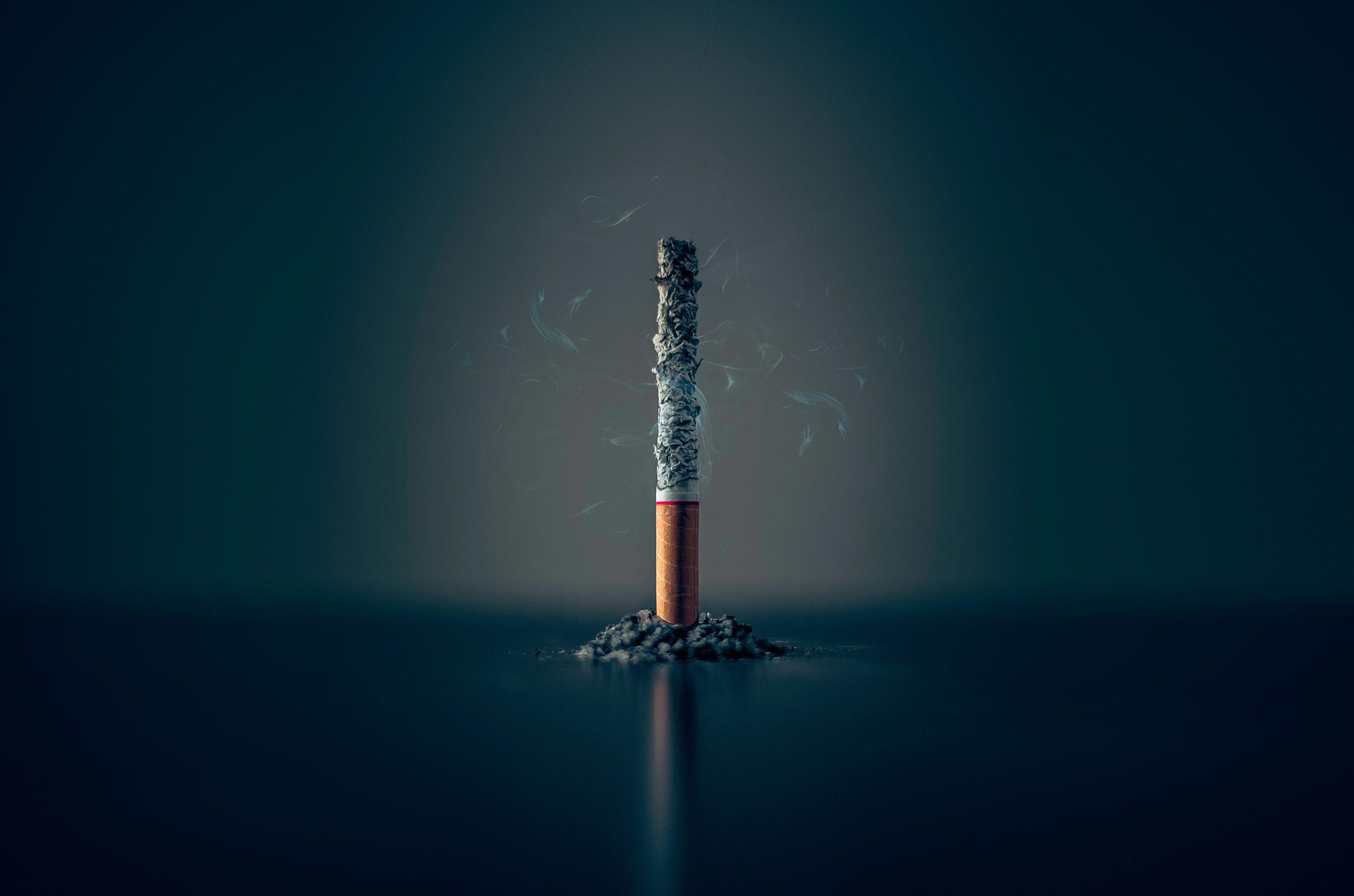 J'ai arrêté le tabac et la cigarette