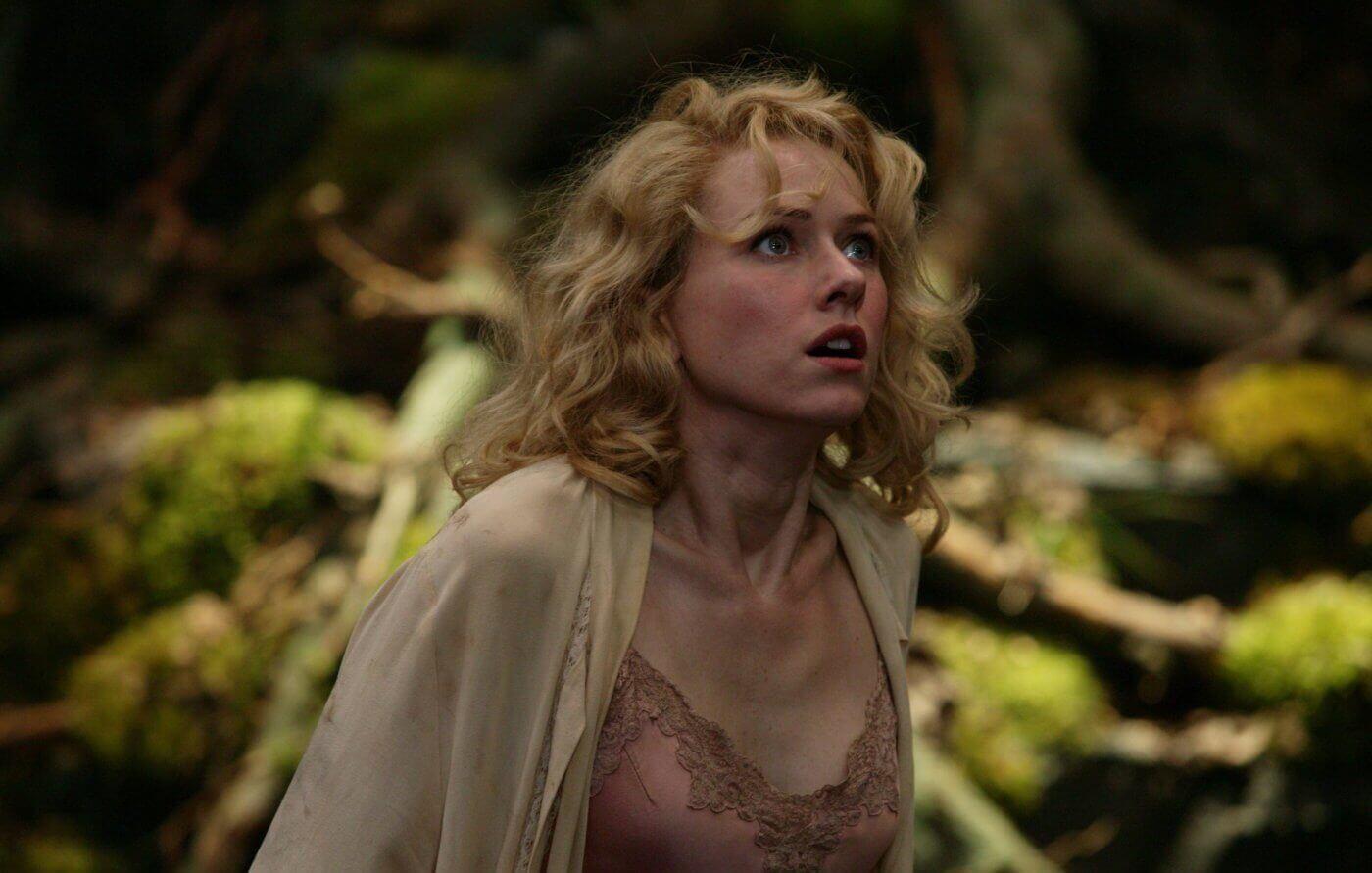 Naomi Watts dans King Kong - surefficience mentale