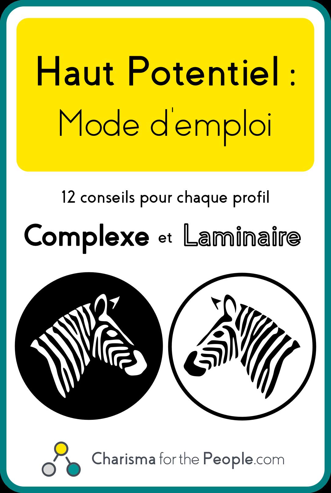Bonus spécifique - Surdoué complexe laminaire